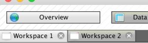 Workspace Tabs